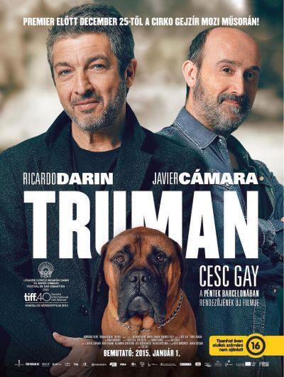 Truman – Plakát