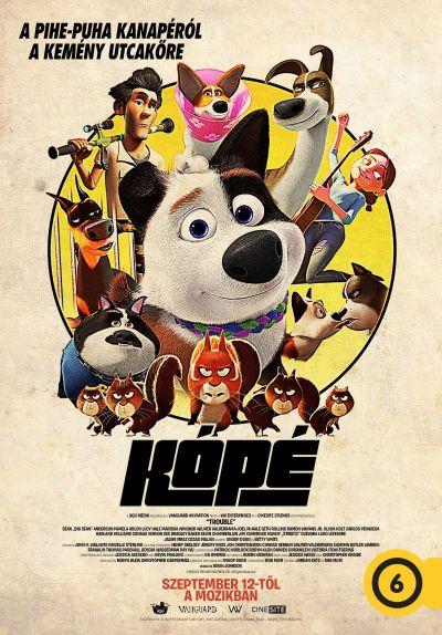 Kópé – Plakát