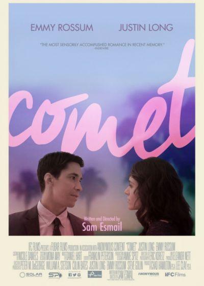 A szerelem üstököse – Plakát
