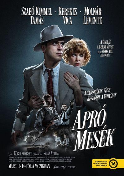 Apró mesék – Plakát