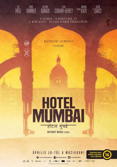Hotel Mumbai – Plakát