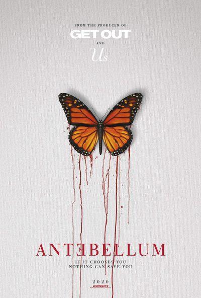 Antebellum: A kiválasztott – Plakát
