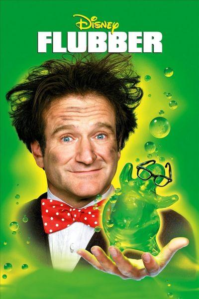 Flubber - A szórakozott professzor – Plakát