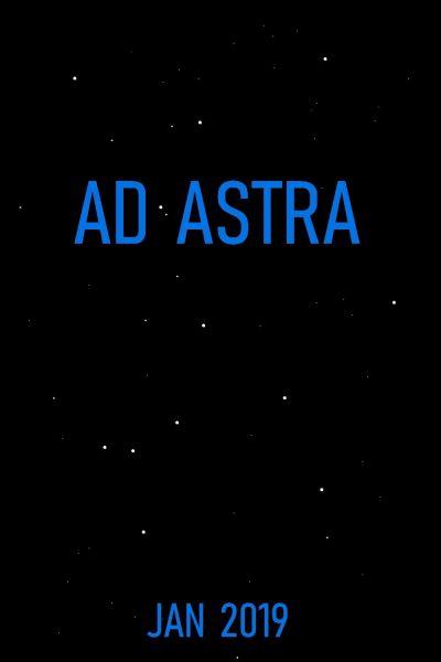 Ad Astra – Plakát