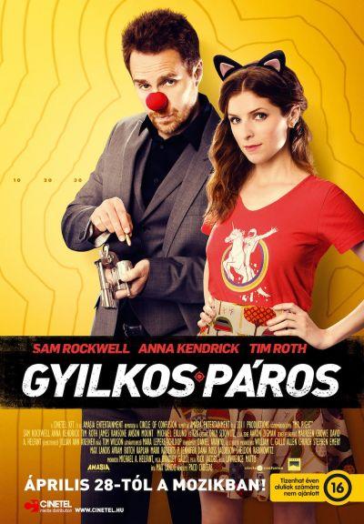 Gyilkos Páros – Plakát