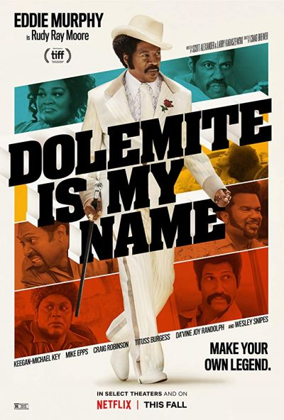 A nevem Dolemite – Plakát