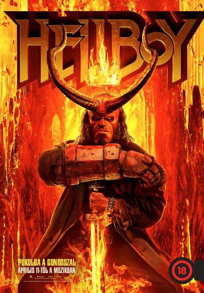 Hellboy – Plakát