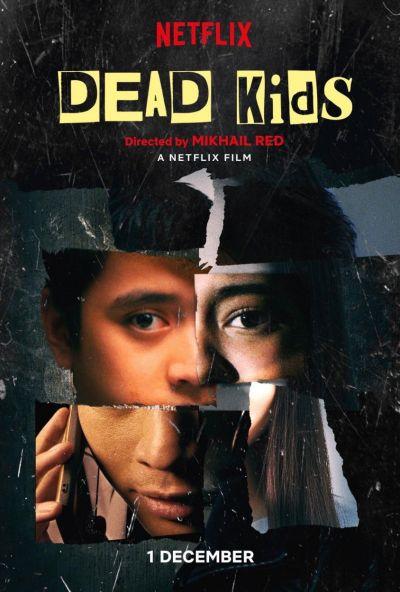 Halott kölykök – Plakát