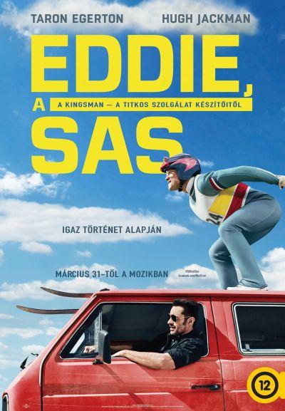 Eddie, a sas – Plakát