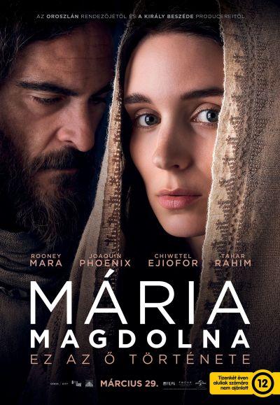 Mária Magdolna – Plakát