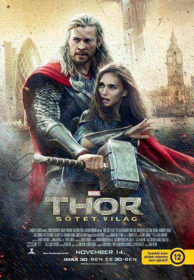 Thor: Sötét világ – Plakát