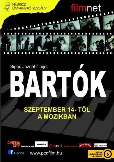 Bartók – Plakát