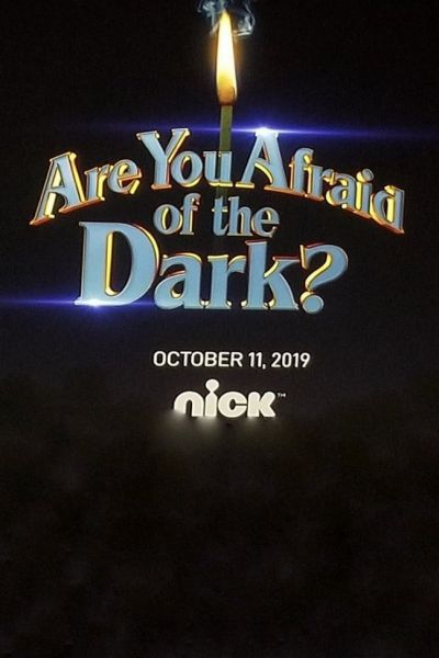 Are You Afraid of the Dark? – Plakát