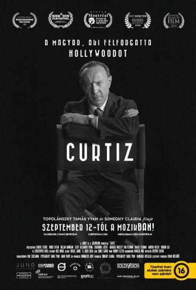 CURTIZ – A magyar, aki felforgatta Hollywoodot – Plakát