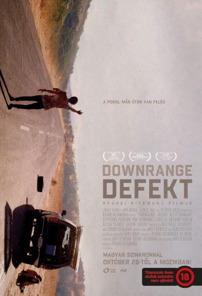 Defekt – Plakát