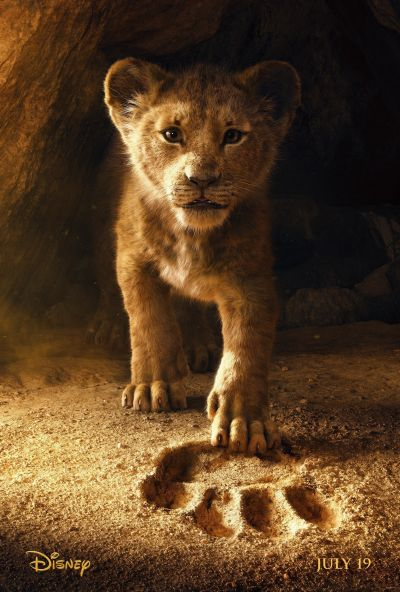 Az oroszlánkirály – Plakát