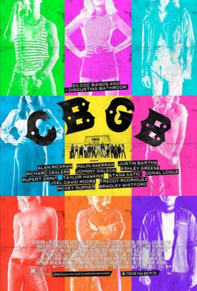 CBGB – Plakát