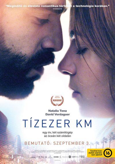 Tízezer km – Plakát