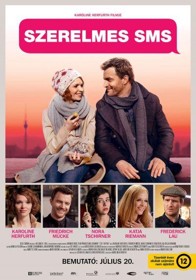 Szerelmes SMS – Plakát