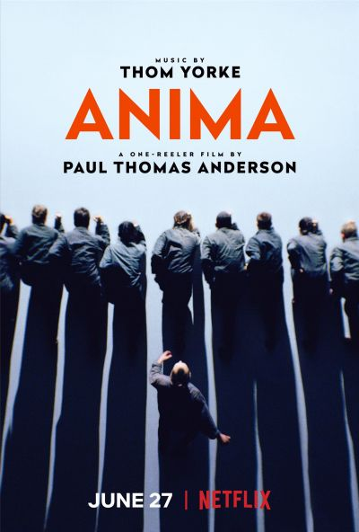 ANIMA – Plakát
