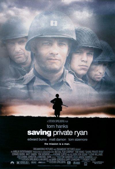 Ryan közlegény megmentése – Plakát