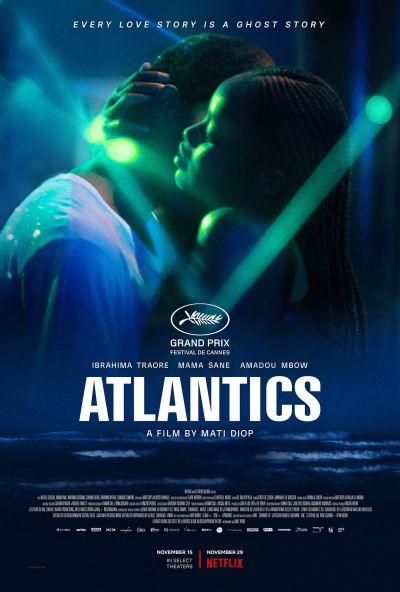 Az atlantiak – Plakát