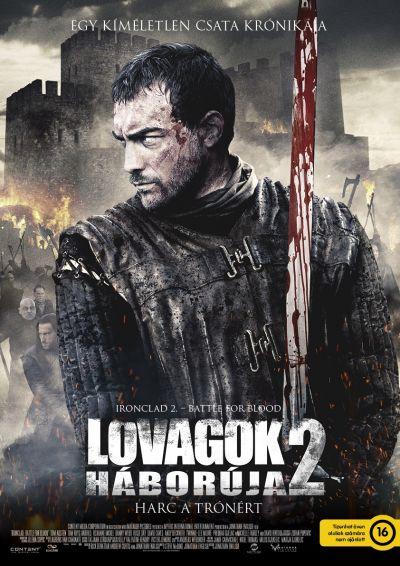 Lovagok háborúja 2. - Harc a trónért – Plakát