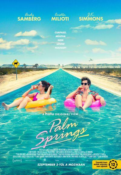 Palm Springs – Plakát