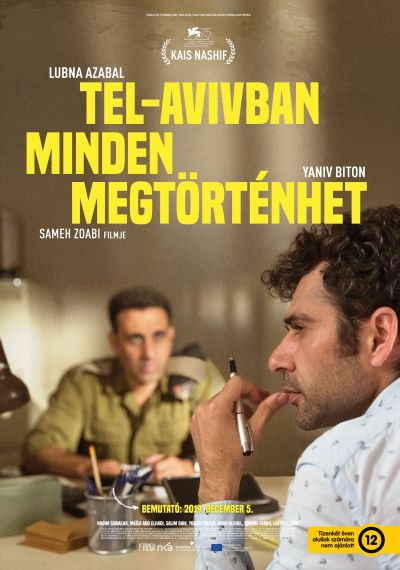 Tel-Avivban minden megtörténhet – Plakát