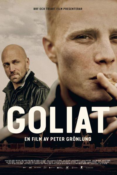 Góliát – Plakát