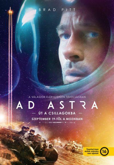 Ad Astra – Út a csillagokba – Plakát