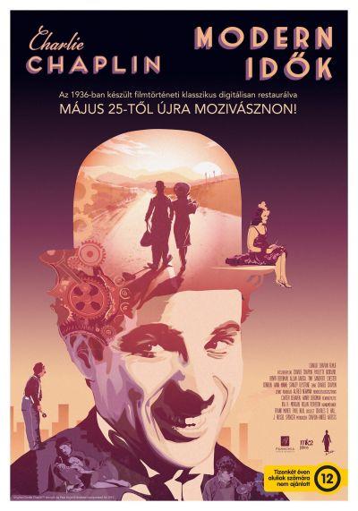 Modern idők – Plakát