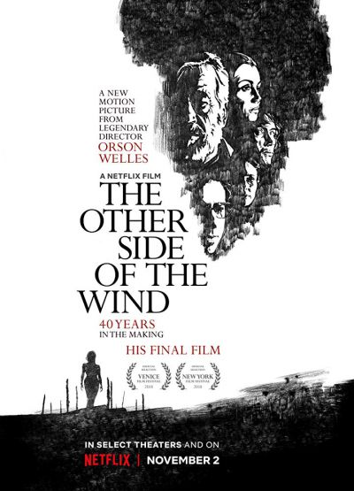 The Other Side of the Wind – Plakát