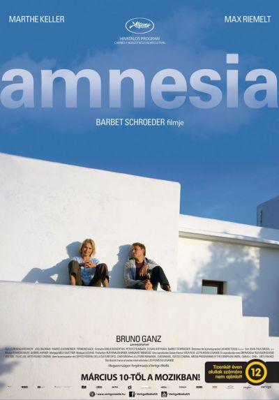 Amnesia – Plakát