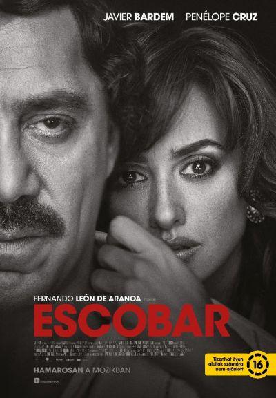 Escobar – Plakát