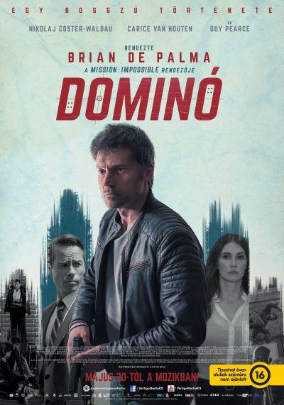 Dominó – Plakát