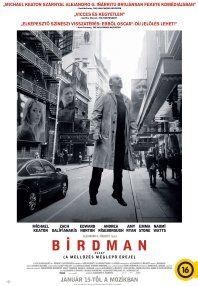 Birdman - A mellőzés meglepő ereje – Plakát
