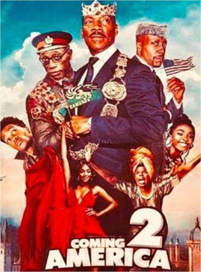 Amerikába jöttem 2 – Plakát