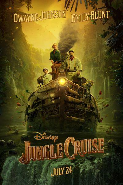 Dzsungeltúra – Plakát