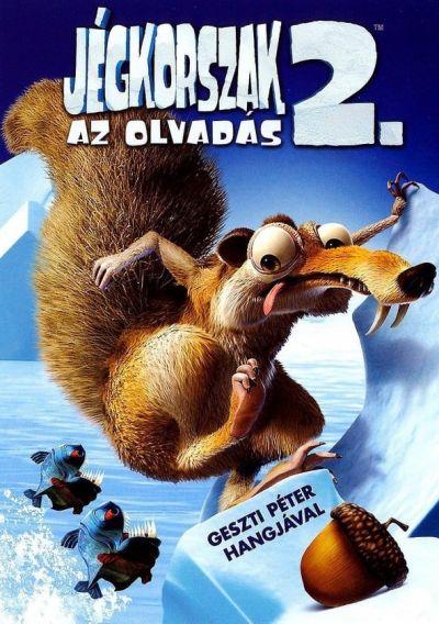 Jégkorszak 2. - Az olvadás – Plakát