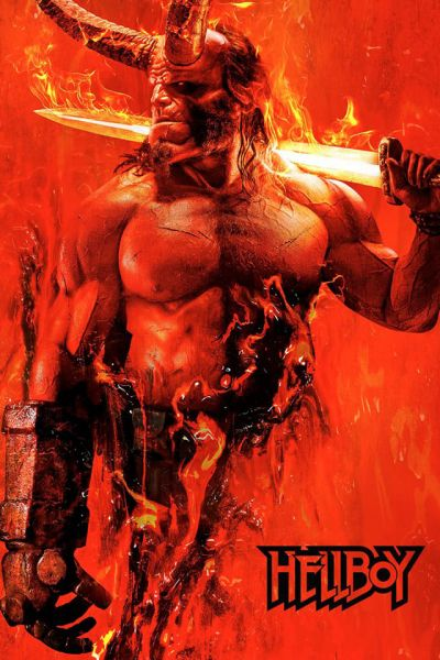 Hellboy: Rise of the Blood Queen – Plakát