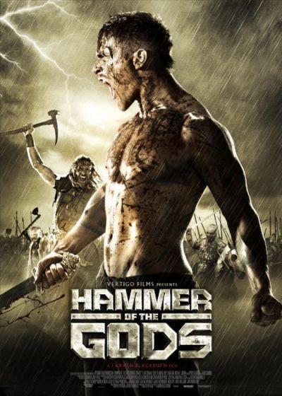 Istenek kalapácsa – Plakát