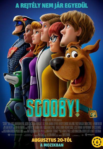 Scooby! – Plakát