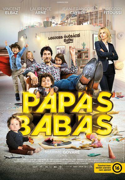 Papás babás – Plakát