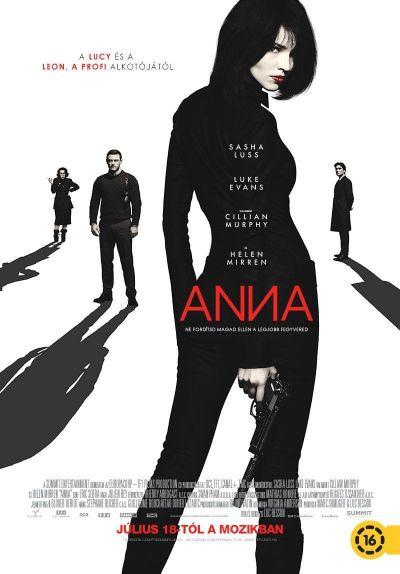 Anna – Plakát