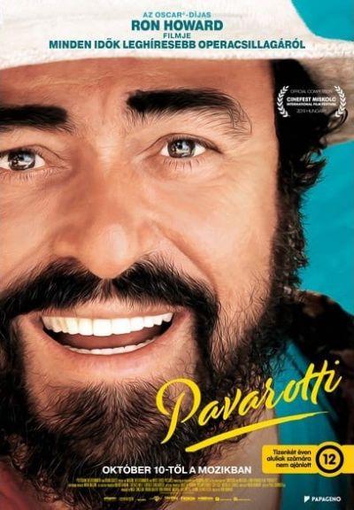 Pavarotti – Plakát