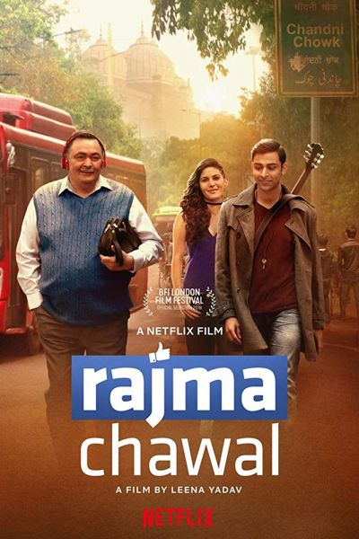 Rajma Chawal – Plakát