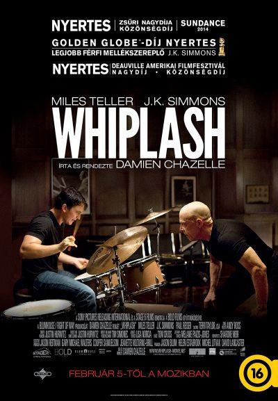 Whiplash – Plakát