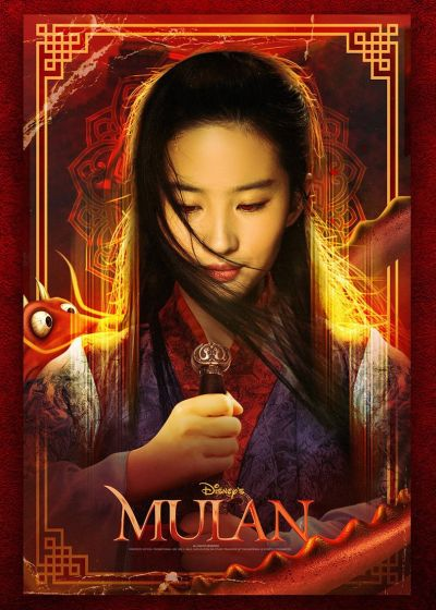 Mulan – Plakát