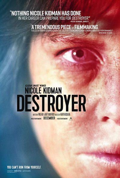 Destroyer – Plakát